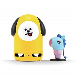 BT21 FRIENDS DUO BLUETOOH SPEAKER: CHIMMY + MANG Magazine