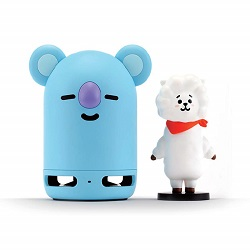 BT21 FRIENDS DUO BLUETOOH SPEAKER: KOYA + RJ Magazine