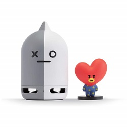BT21 FRIENDS DUO BLUETOOH SPEAKER: VAN + TATA Magazine
