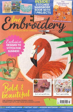 LOVE EMBROIDERY Magazine