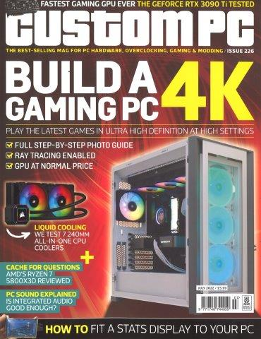 CUSTOM PC (UK) Magazine
