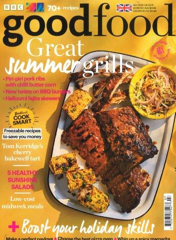 GOOD FOOD UK Magazine