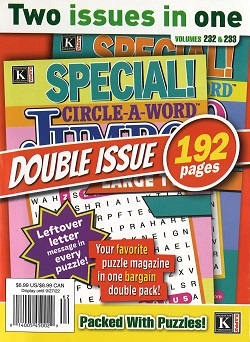 SPECIAL!CIRCLE-A-WORD JUMBO