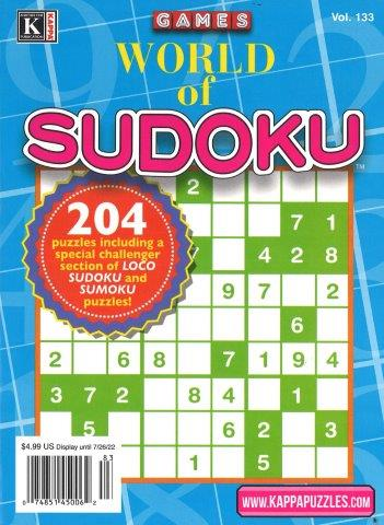 ALL EASY SUDOKU Magazine