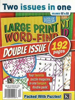 CIRCLE-A-WORD COLLECTION Magazine