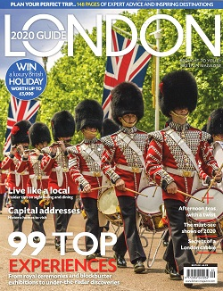 LONDON THE GUIDE Magazine