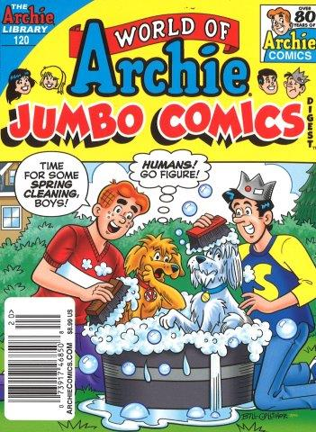 WORLD OF ARCHIE DOUBLE DIGEST Magazine
