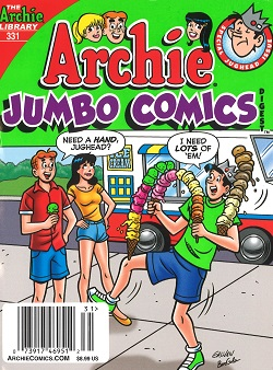 ARCHIE COMICS DOUBLE DIGEST Magazine