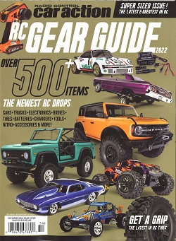 RC CAR ACTION BUYERS GUIDE