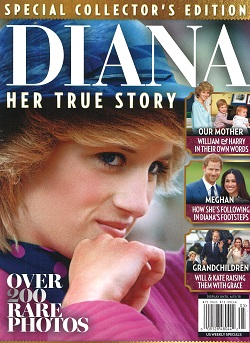 AMERICAN MEDIA SPECIAL 5 - DIANA Magazine