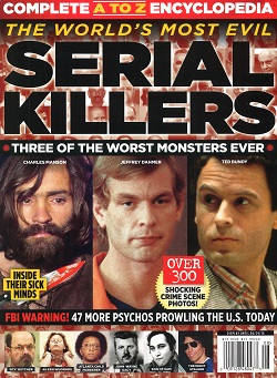 AMERICAN MEDIA SPECIAL 8 - SERIAL KILLERS Magazine