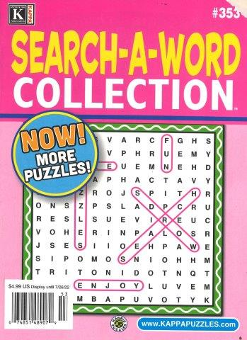 SEARCH-A-WORD COLLECTION