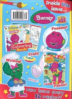 Barney Discount Subscriptions Allscript Magazines