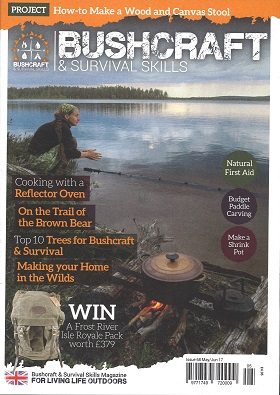 BUSHCRAFT & SURVIVAL SKILLS