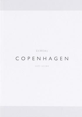 CEREAL CITY GUIDE:COPENHAGEN Magazine