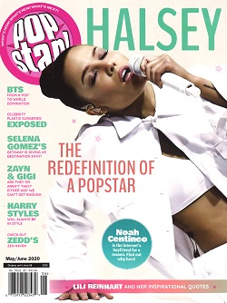 POP STAR Magazine