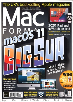 MAC FORMAT CD UK