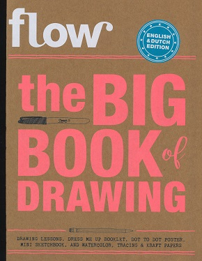 FLOW BIG BOOK OF DRAWING