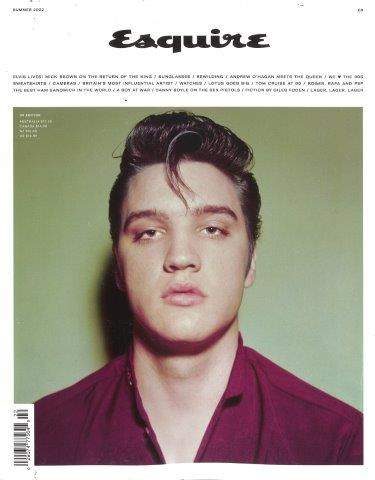 ESQUIRE UK Magazine