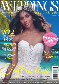 DESTINATION WEDDING & HONEYMOON ABROAD Magazine