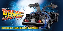 BUILD THE DELOREAN Magazine