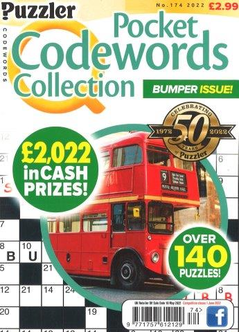 Q POCKET CODEWORDS COLLECTION