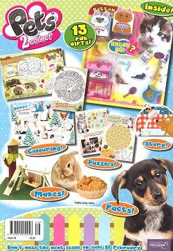 PETS 2COLLECT Magazine