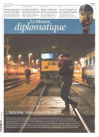 LE MONDE DIPLOMATIQUE Magazine