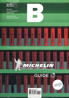MAGAZINE B (MICHELIN) Magazine