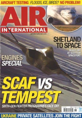 AIR INTERNATIONAL UK Magazine