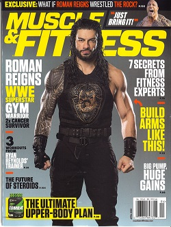 MUSCLE & FITNESS(US) Magazine