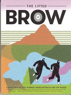 THE LIFTED BROW Magazine