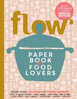 FLOW BOOK FOR FOOD LOVERS Magazine
