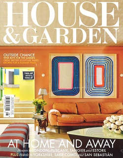 HOUSE & GARDEN(UK) Magazine