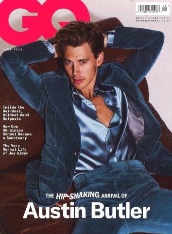 GQ (UK) Magazine