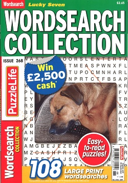 LUCKY 7 WORDSEARCH COLLECTION Magazine