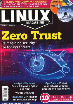 LINUX MAGAZINE (UK) Magazine