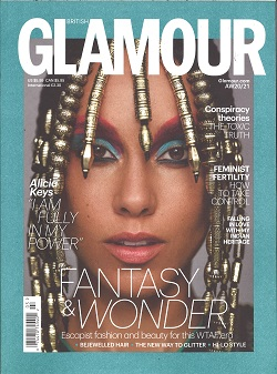 GLAMOUR(UK) Magazine