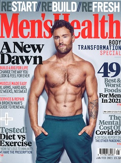MEN`S HEALTH TRAVEL HANDBOOK Magazine