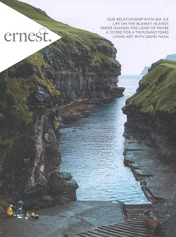 ERNEST JOURNAL Magazine