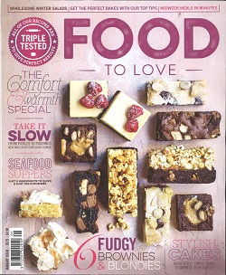 FOOD TO LOVE Magazine
