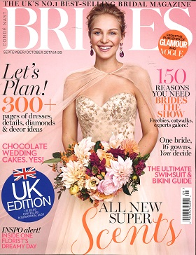 BRIDES (UK) Magazine