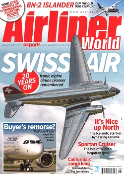 AIRLINER WORLD UK Magazine