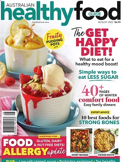 AUST HEALTHY FOOD GUIDE Magazine