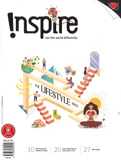 INSPIRE AMAZING STORIES Magazine