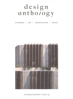DESIGN ANTHOLOGY AUST