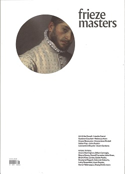 FRIEZE MASTERS Magazine