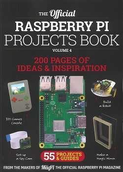 OFF RASPBERRY PI PROJECT VOL4 Magazine