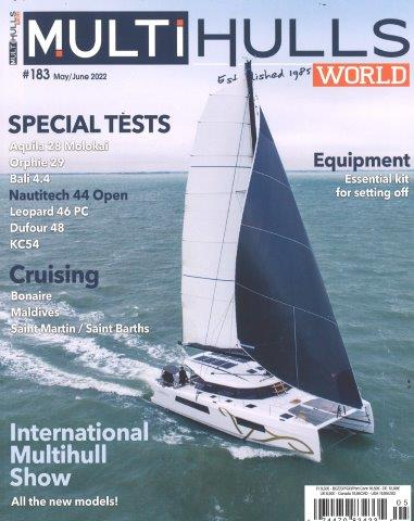 MULTIHULLS WORLD Magazine