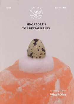 SINGAPORE'S TOP RESTAURANTS GUIDE 2018/2019
